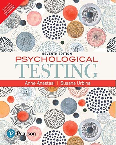 Psychological Testing 7/e
