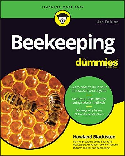Beekeeping For Dummies (For Dummies