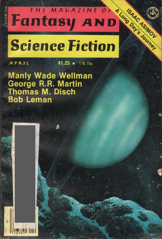 The Magazine of Fantasy and Science Fiction, April 1979 (The Magazine of Fantasy & Science Fiction, #335)