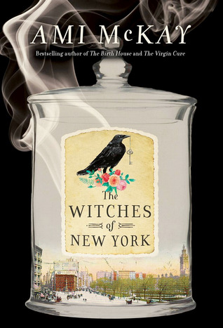 The Witches of New York by Ami McKay thumbnail