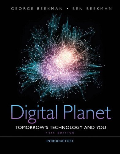 Digital Planet: Tomorrow's Technology and You, Introductory