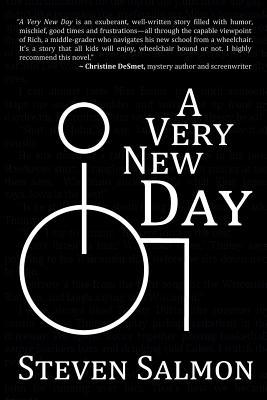 A Very New Day Book Cover