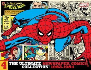 The Amazing Spider-Man: The Ultimate Newspaper Comics Collection Volume 4: 1983-1984