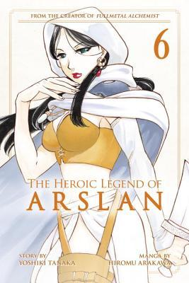 The Heroic Legend Of Arslan, Vol. 6