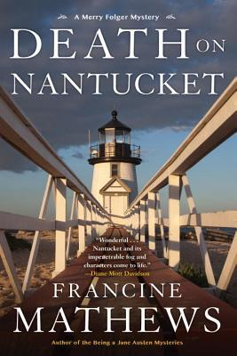 Death on Nantucket (A Merry Folger Nantucket Mystery #5)