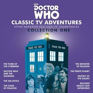 Doctor Who: Classic TV Adventures Collection One: Seven Full-Cast BBC TV Soundtracks