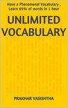 Unlimited Vocabulary by Prakhar Vasishtha