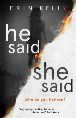 He Said/She Said by Erin Kelly thumbnail