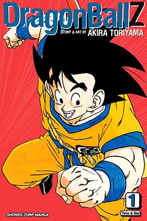 Dragon Ball Z, Vol. 1 (Dragon Ball VIZBIG Edition, #6)