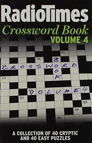 Radio Times Crossword: Book 4