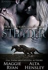 Stryder (The Black Stallion Trilogy, #2)