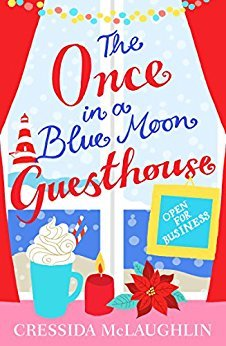 Open for Business (The Once in a Blue Moon Guesthouse, #1)