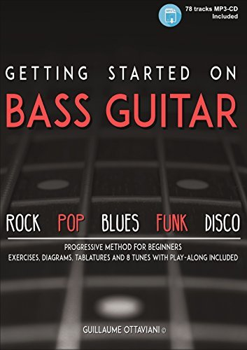 Getting Started on Bass Guitar