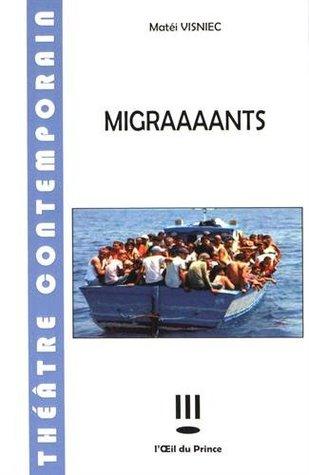 Migraaaants: On est trop nombreux sur ce putain de bateau ou le Salon de la clôture