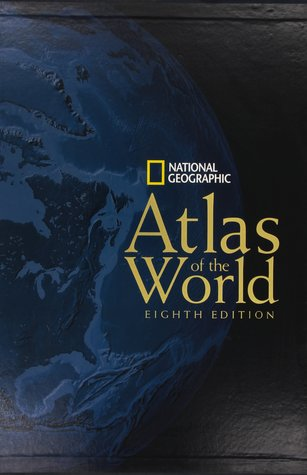 National geographic atlas of the world by national geographic society fandeluxe Images