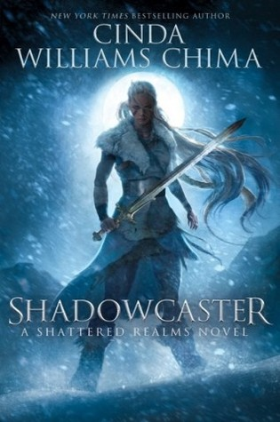 Shadowcaster (Shattered Realms, #2)