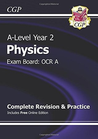New A-Level Physics: OCR A Year 2 Complete Revision & Practice with Online Edition