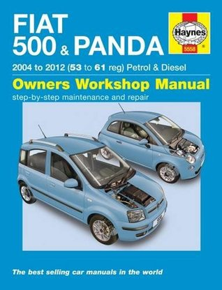 Fiat 500 & Panda (04 - 12) Haynes Repair Manual (Haynes Service and Repair Manuals)