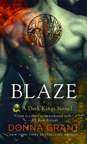 Blaze (Dark Kings, #11)