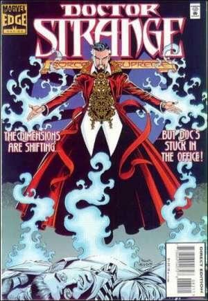 Doctor Strange, Socerer Supreme (1988-1996) #83 Losing My Religion