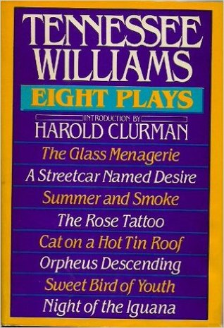 Tennessee Williams: Eight Plays (Book Club Edition)