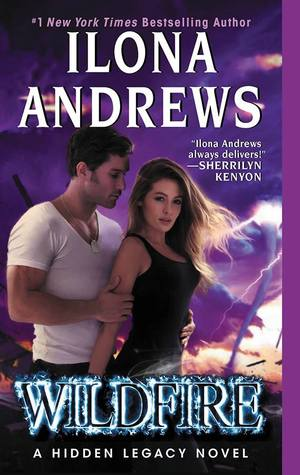 Review: Wildfire by Ilona Andrews (@jessicadhaluska, @avonbooks, @ilona_andrews)