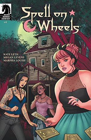 Spell on Wheels #4