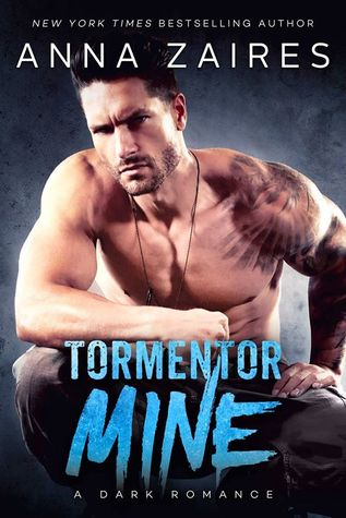 Tormentor Mine Book Cover