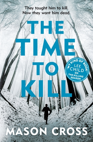 The Time to Kill (Carter Blake #3)