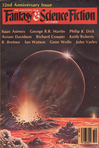 The Magazine of Fantasy & Science Fiction, October 1981 (The Magazine of Fantasy & Science Fiction, #365)