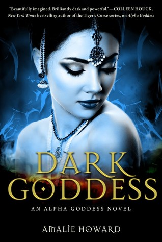 Dark Goddess (Alpha Goddess #2)