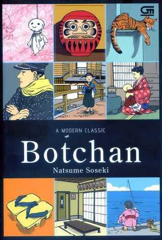 Botchan by Natsume Sōseki