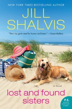 Lost and Found Sisters by Jill Shalvis