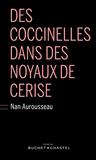 Des coccinelles dans des noyaux de cerise by Nan Aurousseau