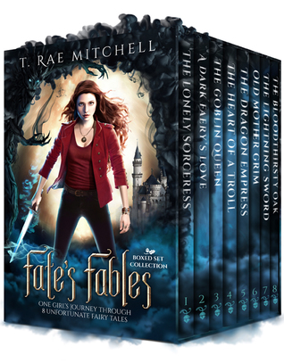 Fate's Fables Collection by T. Rae Mitchell thumbnail