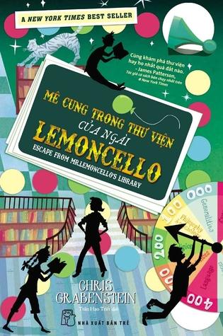 Me cung trong thu vi?n c?a Ngai Lemoncello(Mr. Lemoncellos Library 1)