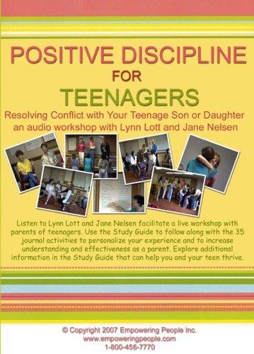 The Positive Discipline for Teenagers Workshop 6 CD Set