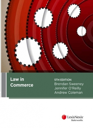 law in commerce 5th edition sweeney