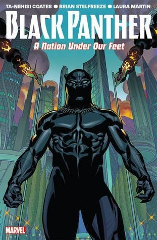Cover for Black Panther: A Nation Under Our Feet