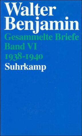 Briefe 1938-1940