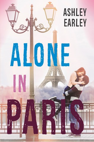 Alone in Paris by Ashley Earley