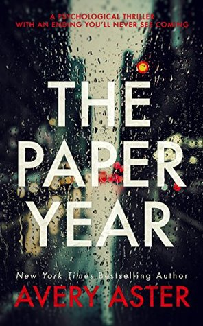 The Paper Year (Piper Adler, #1)