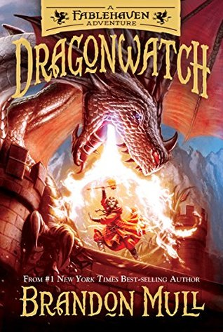Dragonwatch(Fablehaven Adventure 1)