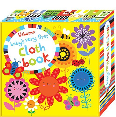 Baby's Very First Cloth Book 2 (Cloth Books)
