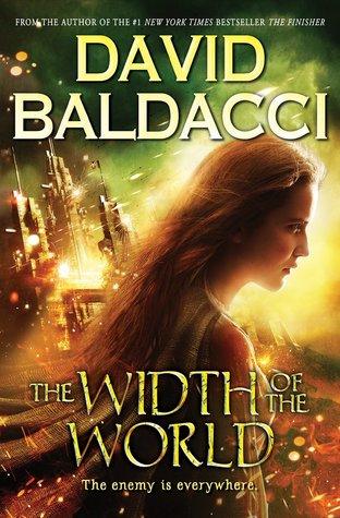 The Width of the World (Vega Jane, #3)
