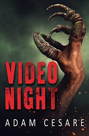 Video Night: A Novel of Alien Horror