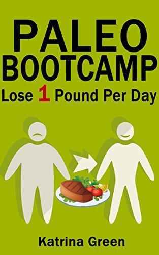Paleo Bootcamp: Lose 1 Pound Per Day