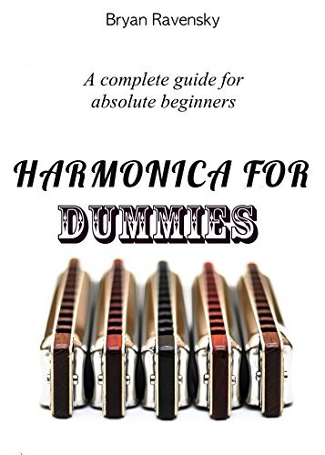Harmonica For Dummies: Guide For Absolute Beginners
