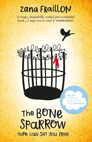 Image result for the bone sparrow by zana fraillon