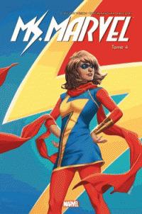 Super célèbre (Ms. Marvel #4)
